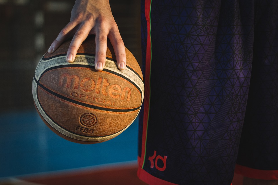 Basketball Player holding ball - Preseason Prep: Three Things You Should Be Paying Attention To